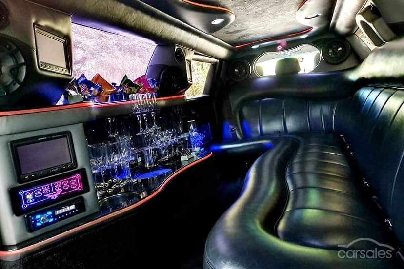 limousines for all your special occasion needs