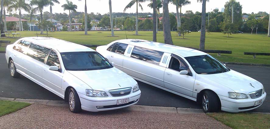 Limousines that can be used for your Gold Coast Airport Transfer