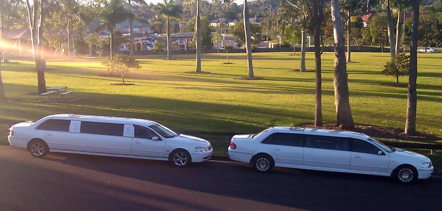 Gold Coast airport transfers limousines