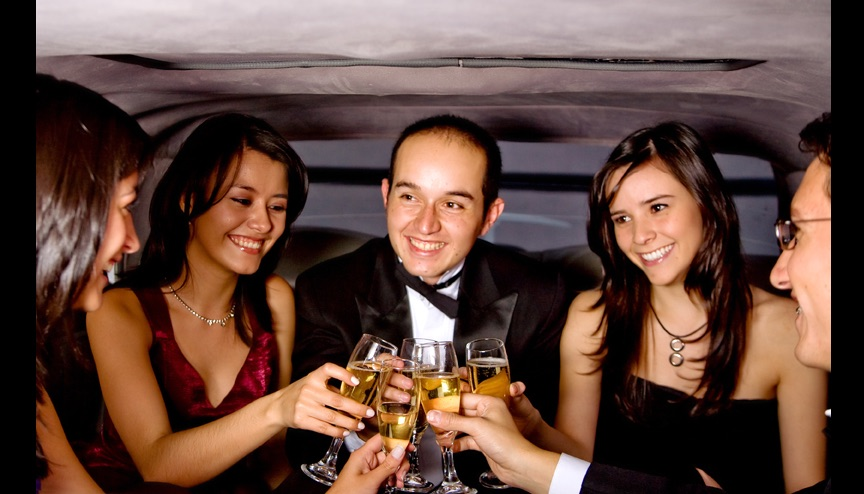 Party and Birthday Limousine hire