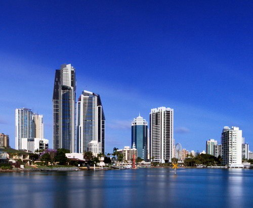 Pic of the Gold Coast